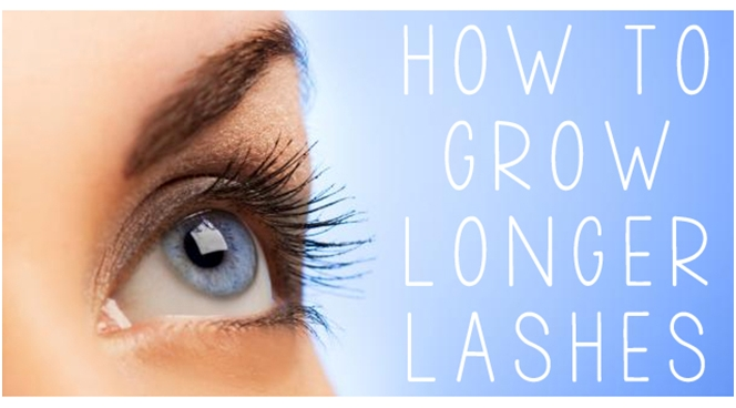 How to Grow Eyelashes Naturally