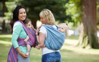 Baby Carriers: Hip Baby Wrap On Zulily Today!