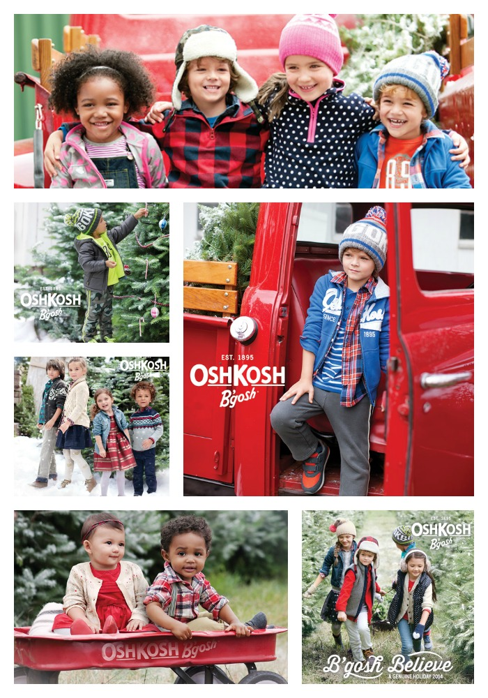 okosh bgosh collage