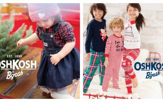 #GiveHappy This Season with Oshkosh B'gosh + 25% Off Coupon Code