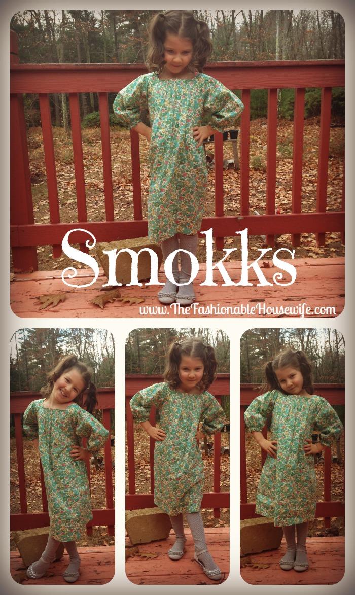 smokks smock dresses