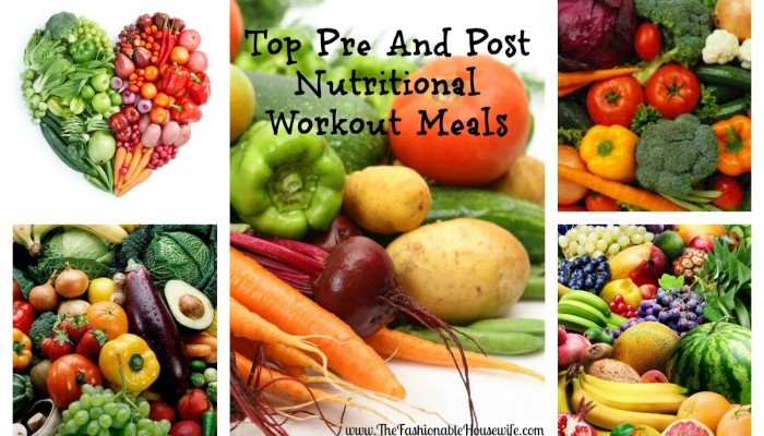 top workout meals