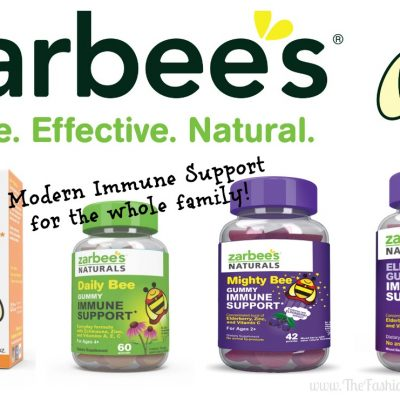 How To Boost Your Family's Immune System for Cold Season! #ImmuneSupportZarbees