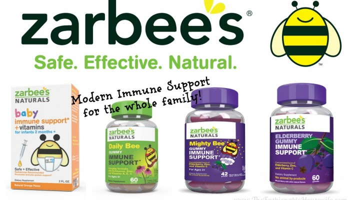 zarbees immune support for kids