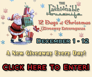 12 Days of Christmas Giveaway Extravaganza 2014!