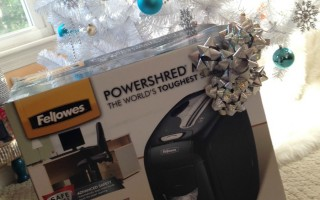 Fellowes Power Shredder