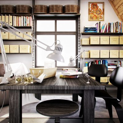 How To Make Your Home Office Fashionable