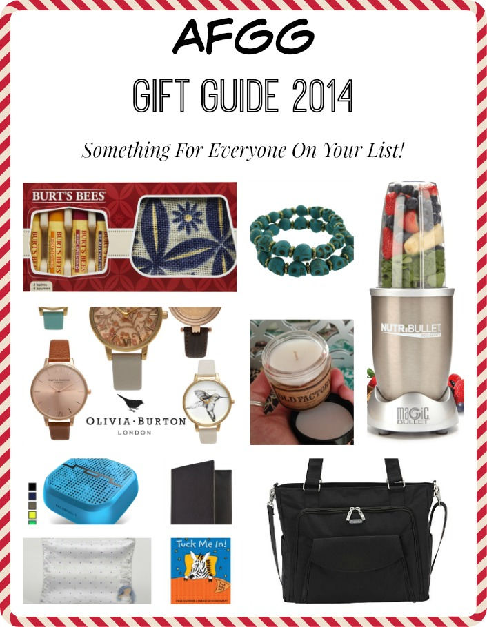 afgg gift guide 2014
