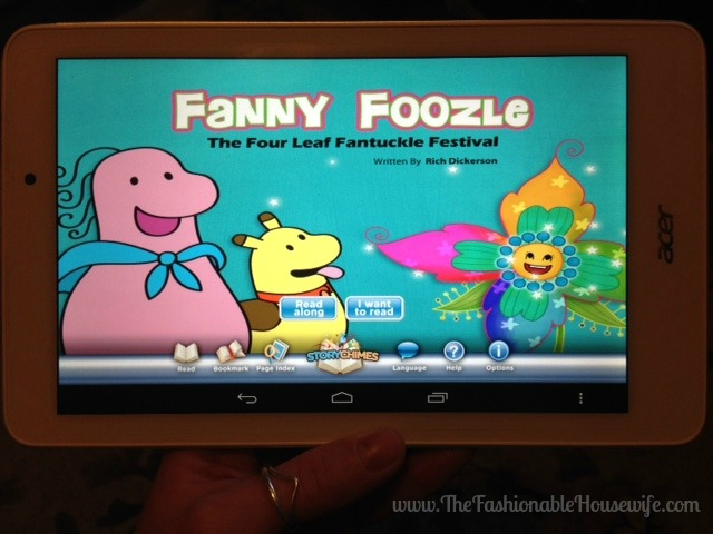fanny foozle