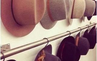 hats rack