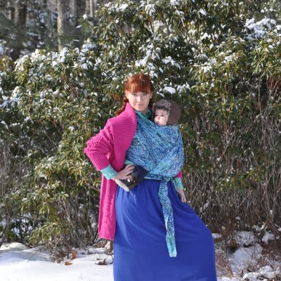 "Today's [Frozen] Outfit: ""Anna"" Wrapsody Stretch-Hybrid Wrap"