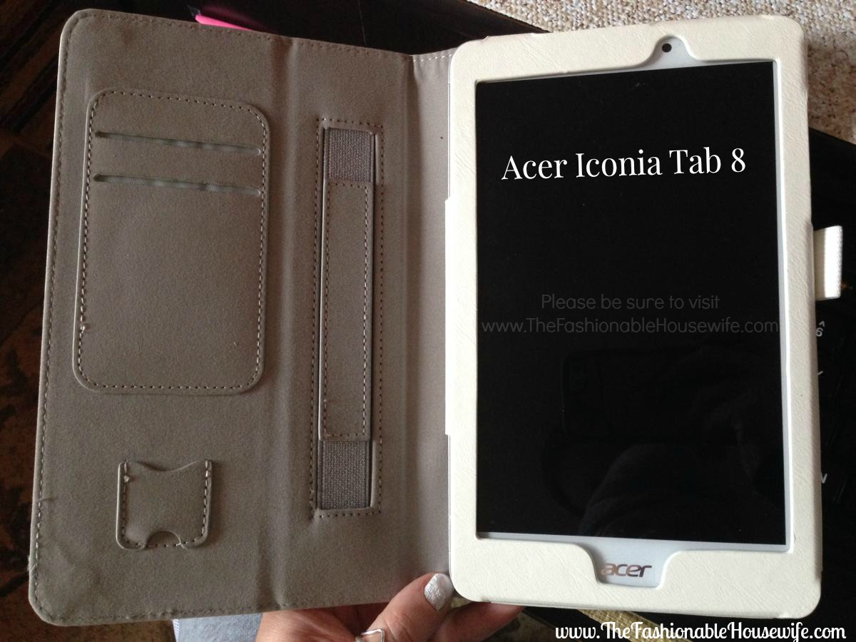 acer iconia tab 8 white cover