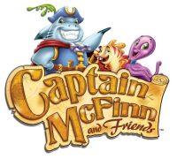 captain mcfinn swim and play logo