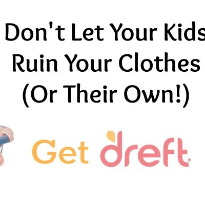 Don't Let Your Kids Ruin Your Clothes (Or Their Own!)