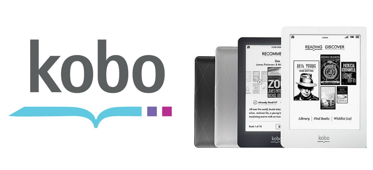 kobo read more books