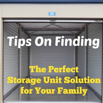 Costs and Quotes: Find the Perfect Storage Unit Solution for Your Family