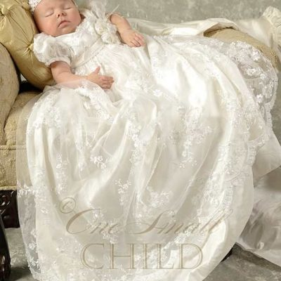 Baby's Baptism: The Significance of the Christening Gown
