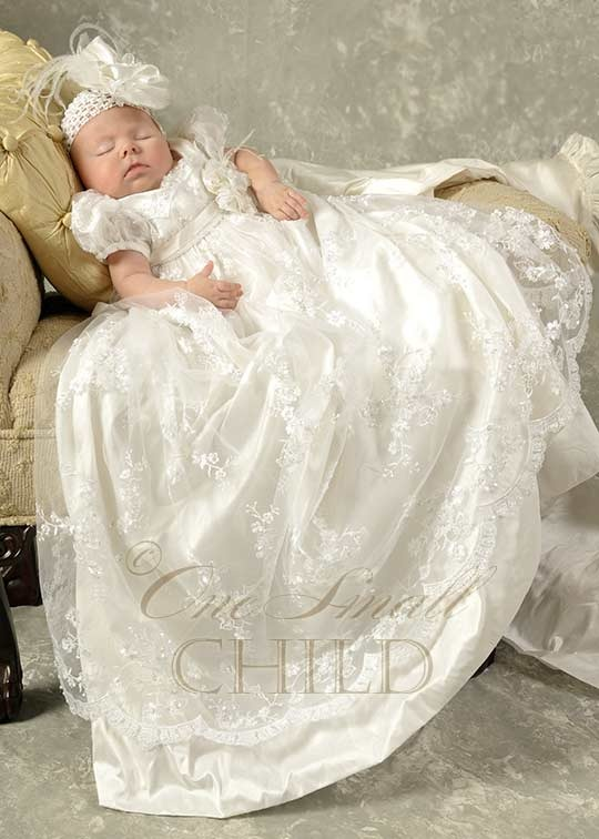 Baby S Baptism The Significance Of The Christening Gown
