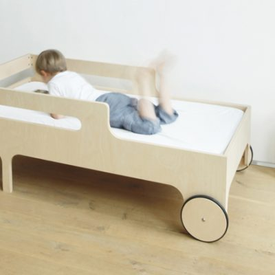 At What Age Is Best To Buy Your Little One Their First Bed?