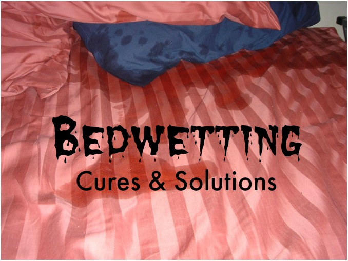 bedwetting cures and solutions