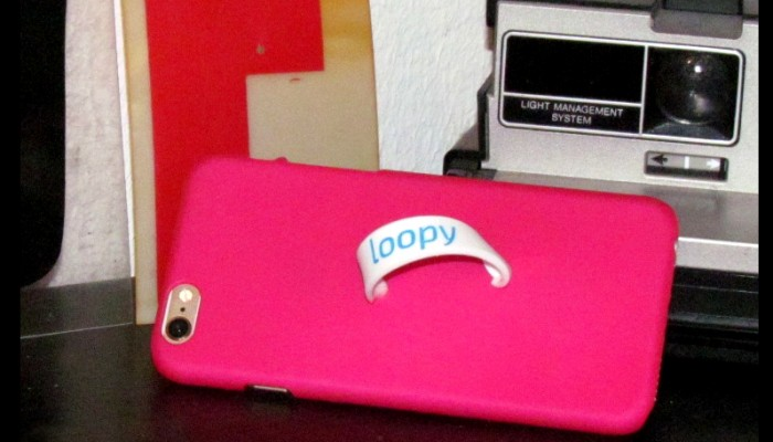 Loopy Phone Cases: #StopTheDrop