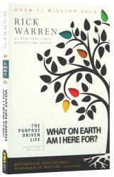 purpose driven life book cover