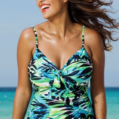 Don't Be Discouraged, Your Best Plus-Size Swimsuit Is Online!