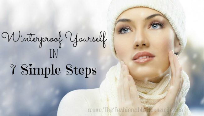 winter proof your dry skin