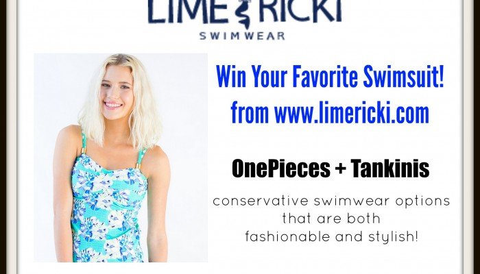 Lime Ricki Swimwear Giveaway! Pick Your Favorite!