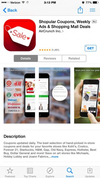Save Money With Shopular – The Shopping & Couponing App