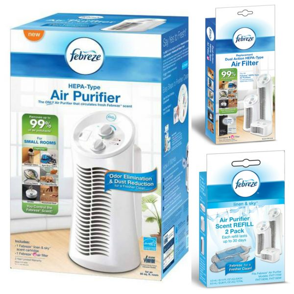 febreze air purifier bundle