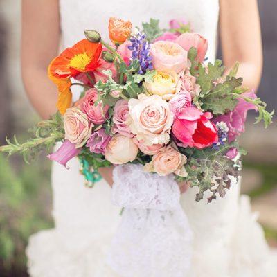 Spring 2015 Wedding Trends