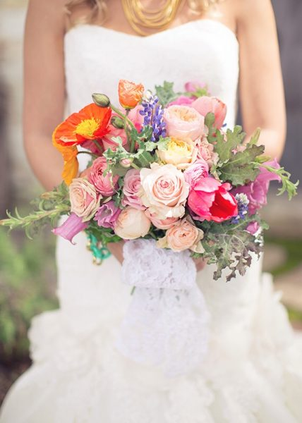 Spring 2015 Wedding Trends