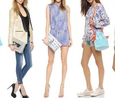 Shopbop's HUGE Spring Sale! Up To 25% Off!