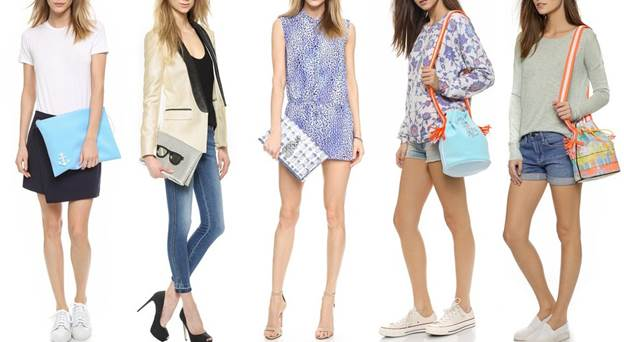Shopbop's HUGE Spring Sale! Up To 25% Off!