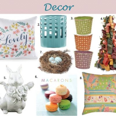 Hop On Over To Overstock.com for Easter Decor and More!