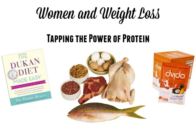 Women and Weight Loss: Tapping the Power of Protein