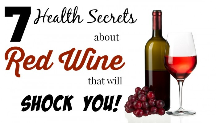 red wine health secrets