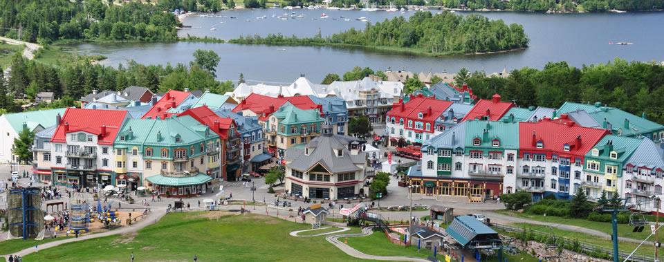 Summer Family Activities Seeing Mont Tremblant By Sky