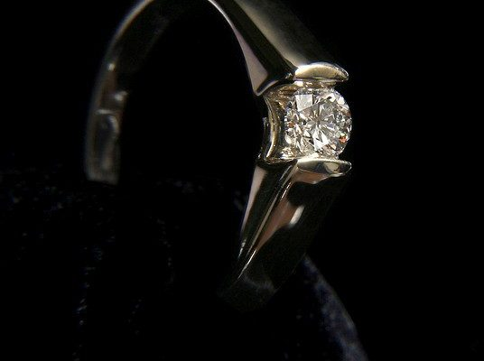 diamond ring cleaning