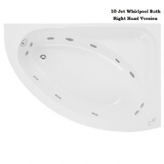 How to Select a Proper Whirlpool Bath for Your Bathroom