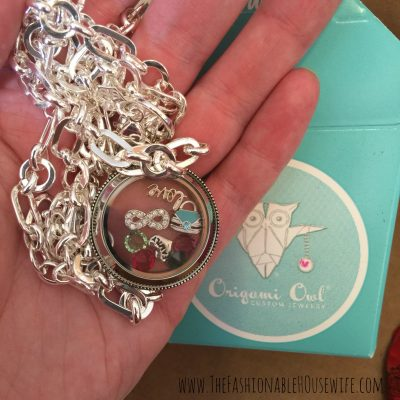We're Loving Origami Owl Customized Living Locket Necklaces
