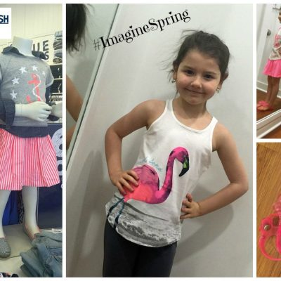#ImagineSpring and Save 25% off at OshKosh B'Gosh #IC #Sponsored