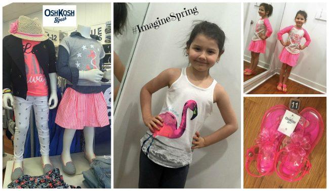 Imaginespring And Save 25 Off At Oshkosh B Gosh Ic Sponsored The Fashionable Housewife