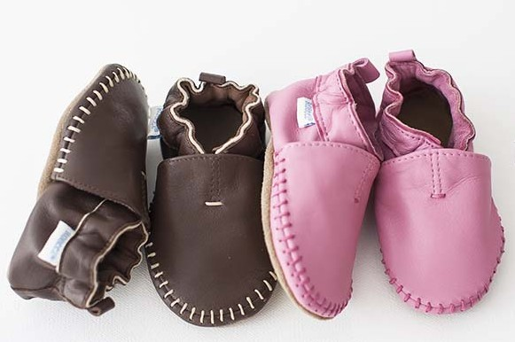 Spring Must-Haves: Robeez Soft Soled Shoes For Babies
