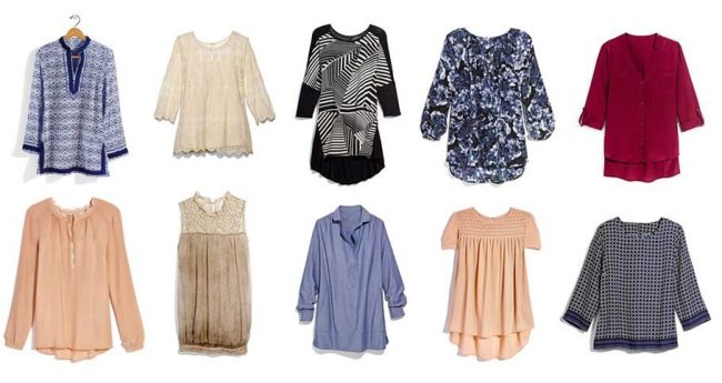 tunics from marshalls