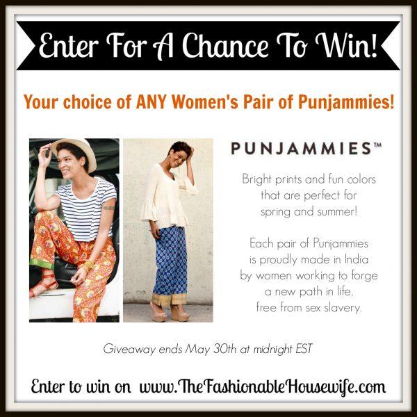 Enter To Win Women's PUNJAMMIES Cotton Pants