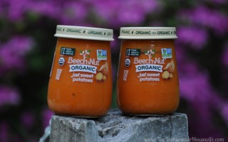 beechnut organic sweet potatoes
