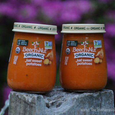 We're Loving Beech-Nut ORGANIC Baby Food #RealFoodForBabies #IC #AD