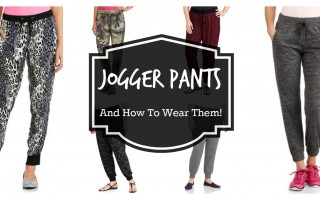 Trend Alert: Jogger Pants + Tips on How To Wear Them!